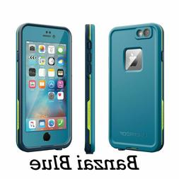 NEW Genuine LifeProof FRE Case For iPhone 6/6s 77-52566