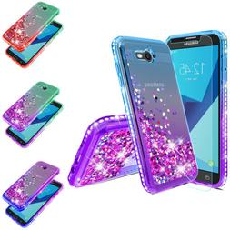 best service 98fab 4aa0a Glitter Quicksand Case For Samsung Galax...