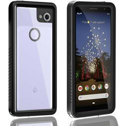 For Google Pixel 3a XL Case Waterproof Shockproof Dust Full