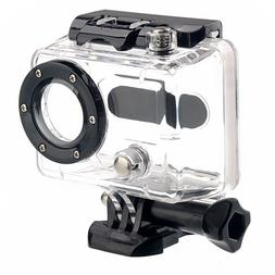 For Gopro HD Hero 1 /2 Underwater Camera Housing Case Transp