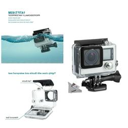 GoPro Hero 4 Waterproof Housing Case 45 Meter Underwater Pho