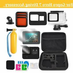 30Pcs Diving Accessories Set for Gopro Hero 7 Waterproof Und