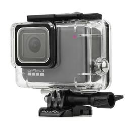 For GoPro HERO7 Silver / White 147ft Clear Underwater Waterp