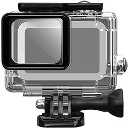 Acalantha GoPro Waterproof Case with Quick Release Mount and