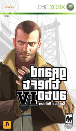 Grand Theft Auto IV Special Edition - Xbox 360