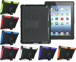 c3f624ec9d81 Editorial Pick GRENADE RUGGED TPU SKIN HARD CASE COVER STAND FOR iPAD 2nd 3