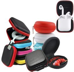 Hard Earphones Earbuds Airpods Carrying Storage Case Cover Z