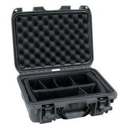 Nanuk 915-2007 Hard Plastic Waterproof Case w/padded divider