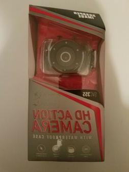 HD ACTION CAMERA Sharper Image SVC355 wi