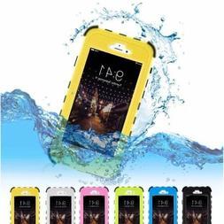 Heavy Duty Waterproof Shockproof Dustproof Case for iPhone 6