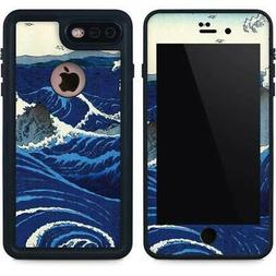 Hiroshige iPhone 8 Plus Waterproof Case - View of the Naruto