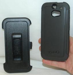OtterBox HTC One  Defender Black