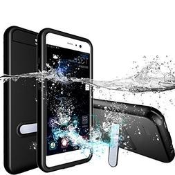 Huawei P10 Waterproof Case, AICase IP68 Certified Waterproof