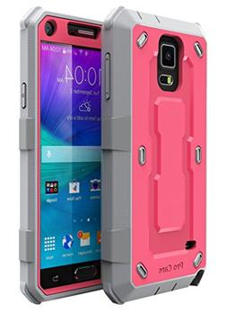 E LV Hybrid Armor Protection Defender Case Cover with Built-