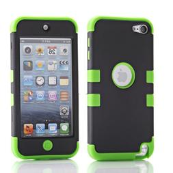 Skylmw Hybrid 3 Layer Hard Case Cover with Silicone Shell In