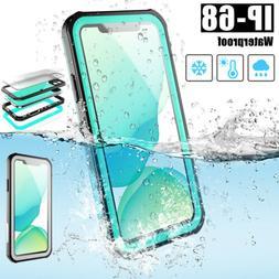 AICase IP68 Waterproof Shockproof Slim Case Cover Fr iPhone