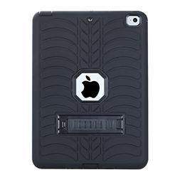 New iPad 2017 9.7 Inch Case, Jessica Tire Series Heavy Duty