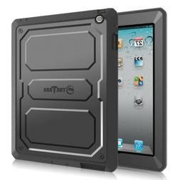 For iPad 4, iPad 3 & iPad 2 Case Shockproof Cover Built-in S