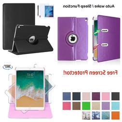 "iPad 4th Generation case  9.7"" 360 Rotating Auto Wake/Sleep"