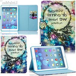 iPad Mini Case,Mini 2/3 Case - LittleMax PU Leather Stand Ca