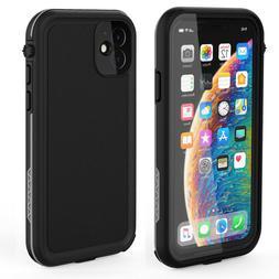 For iphone 11 waterproof Case Cover Dustproof Shockproof wit