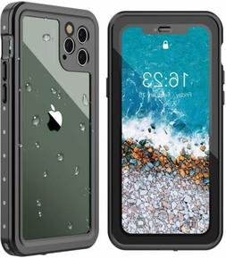 For iPhone 12 Case Waterproof Slim Full Protective Shockproo