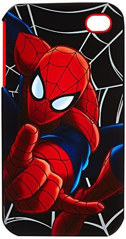 Spiderman iPhone 4/4s Case - Retail Packaging - Red