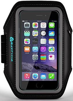 iPhone 5 5S 5C SE Armband: Stalion Sports Running & Exercise