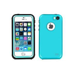 iPhone 5 5S SE Waterproof Case, Eonfine Shockproof Protectiv