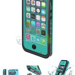 iPhone 5C Case,Mangix 3C-Aone New Waterproof Shockproof Dirt