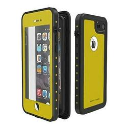 iPhone 5c Durable Waterproof Case Cover YELLOW
