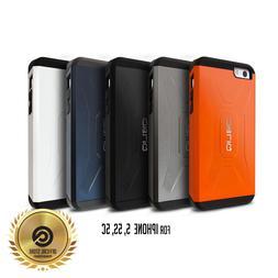 iPhone 5S/5/5C Dual Layer Tough Hybrid Protective Case  Heav