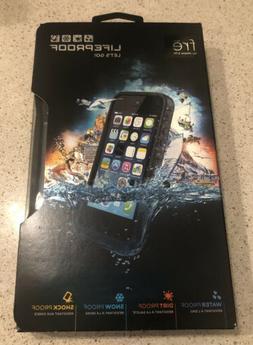 LifeProof iPhone 5S 5 Fre Case Black Black