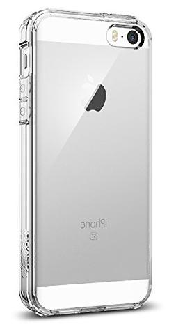 Spigen Ultra Hybrid iPhone 5S / 5 Case with Air Cushion Tech