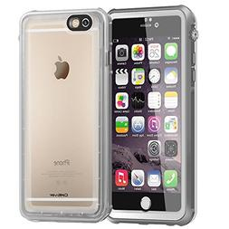 CellEver iPhone 6 / 6s Case Waterproof Shockproof IP68 Certi