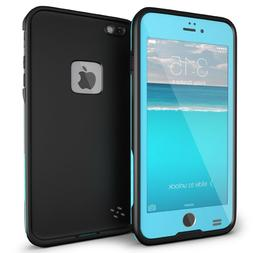 For iphone 6 / 6s plus Waterproof Case Shockproof Built-in S
