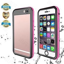 iPhone 6/6s Waterproof Case, Yuker Anti-Scratch Built in Scr