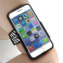 iPhone 6 Armband, FRiEQ Armband for Apple iPhone 6 - Slim Pr