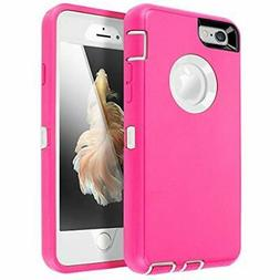 IPhone 6 Case, 6S Heavy Duty AICase Built-in Screen Protecto