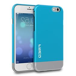iPhone 6 Case, FRiEQ Dual Layer Protection Slim Trendy Hard