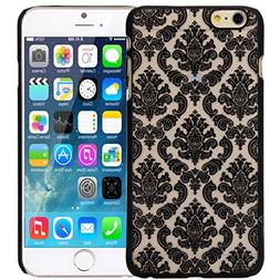 iPhone 6 Case, Dteck Ultra Slim Fit  Rubber Coating   Crysta