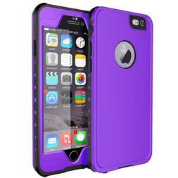 For iPhone 6 Plus 6s Waterproof Case Dustproof Shockproof Sc