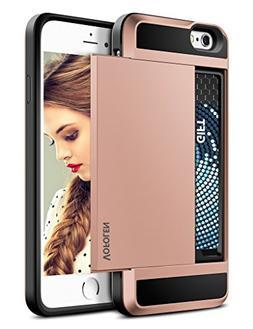 iPhone 6 Plus Case, Vofolen Impact Resistant iPhone 6S Plus