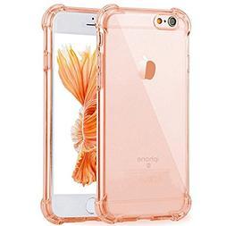 iPhone 6 Plus Case, iPhone 6S Plus Case, Ibarbe Slim Clear T