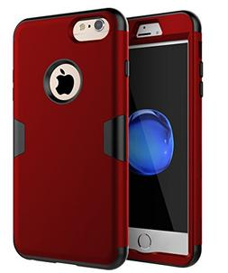 premium selection c9b1a 1b66c TOPSKY Case for iPhone 6 Plus/6s Plus Ca...