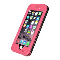 iPhone 6 Plus Waterproof Case, iThrough Waterproof, Dust Pro