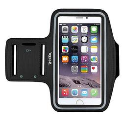 DEEGO Sports Running Armband with Water-Resistant Screen Pro