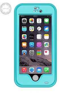uk availability e6884 71479 iPhone 6 Waterproof Case, Bessmate Under...