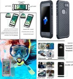 iPhone 6 Waterproof Case, AICase Dual-use Underwater Shockpr