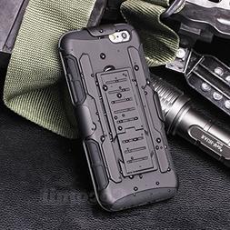 Cocomii Robot Armor iPhone 6S/6 Case NEW  Premium Belt Clip